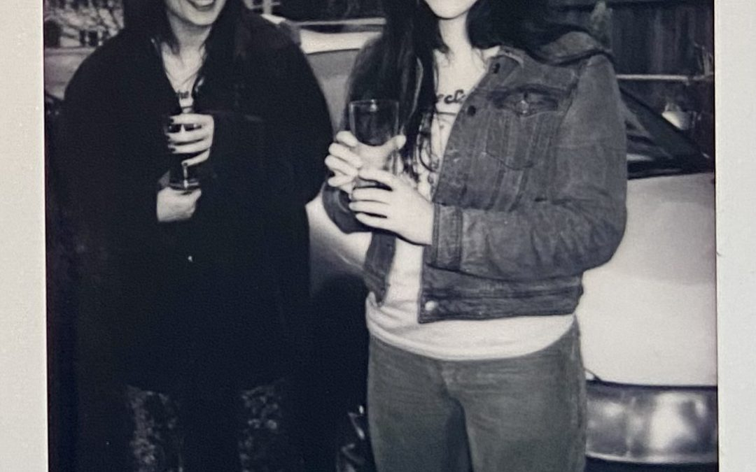 Emma and Chloe