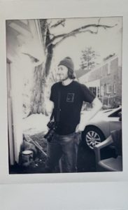 Photoshoot polaroid